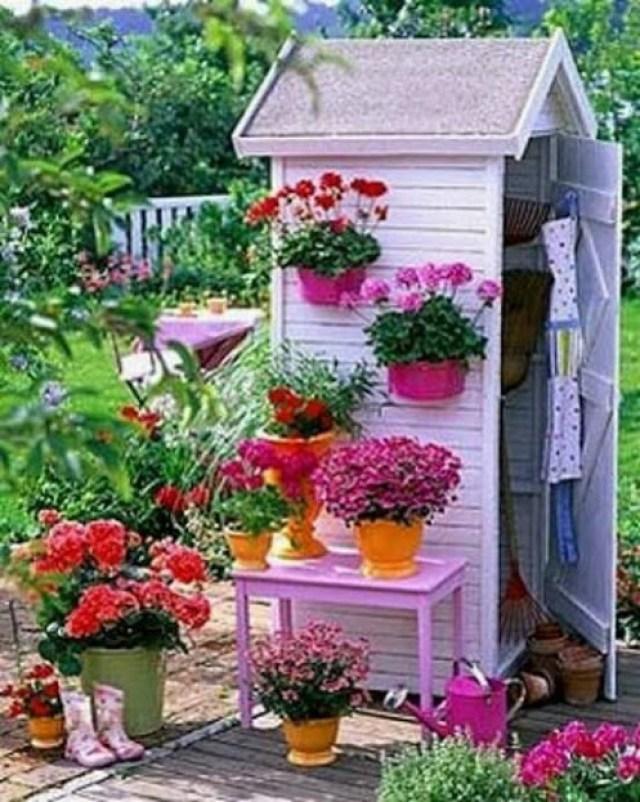 Imagenes con decoraciones de jardines