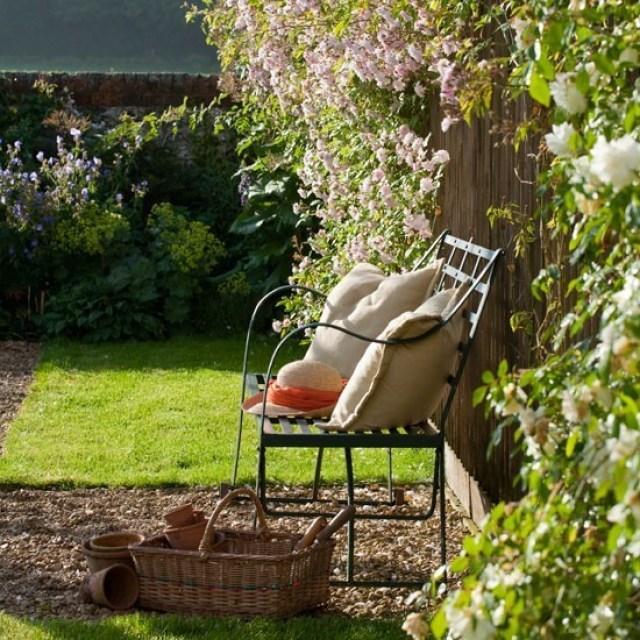Imagenes con ideas de como decorar el jardin