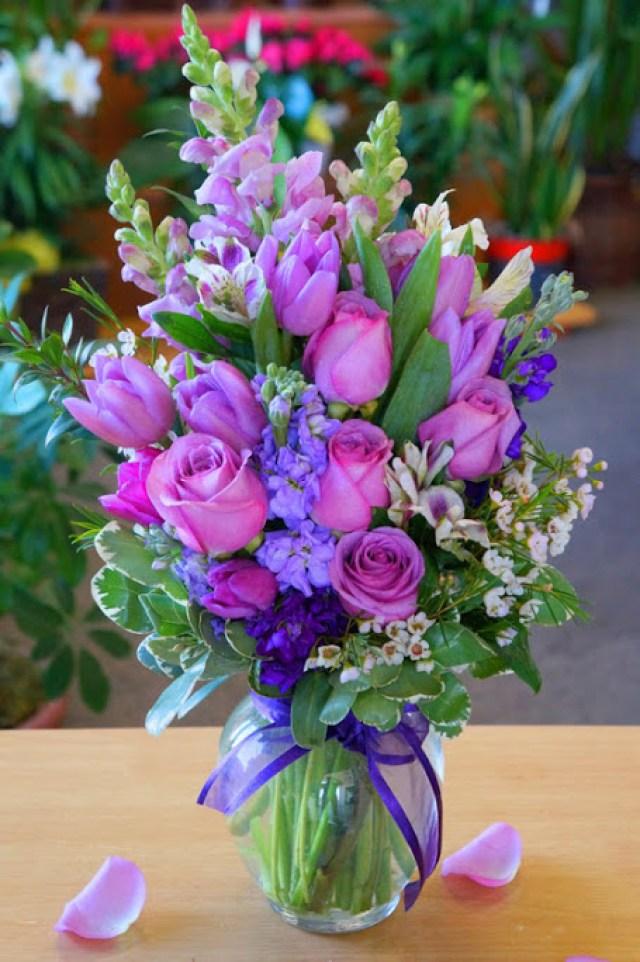 Imagenes de bonitos ramos de flores para enviar