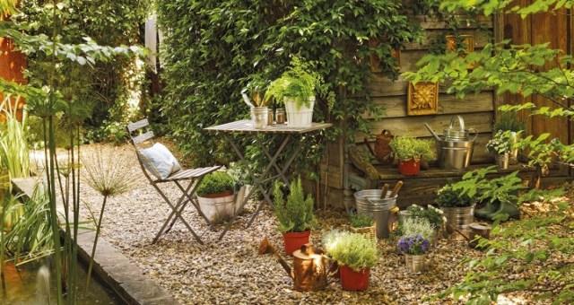 Imagenes de decoracion de jardines exteriores