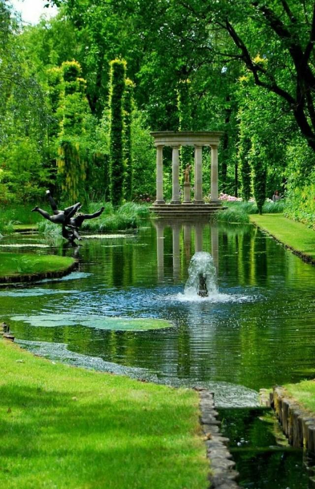 Imagenes de jardines para compartir