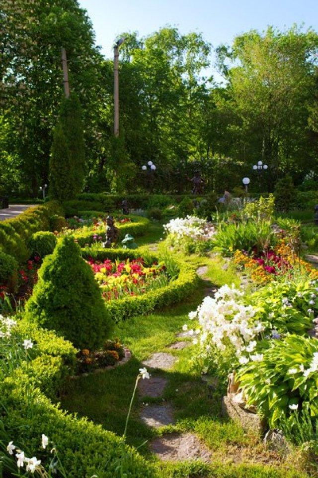 Imagenes de jardines para el celular
