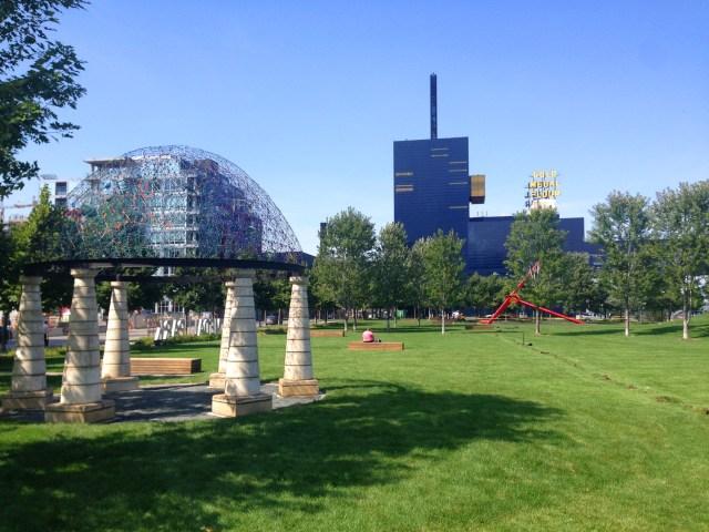 Jardin de la escultura de Minnesota