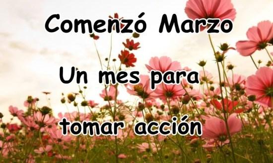 Imagenes de jardines con flores comenzo marzo para facebook