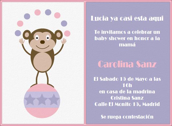 Ideas De Invitaciones Para Baby Shower En Español Free