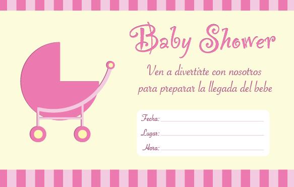 Invitaciones Para Baby Shower De Niño Para Enviar Por