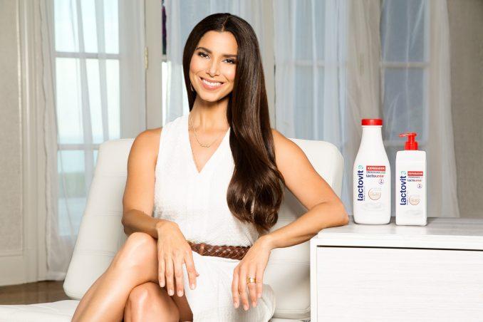 Roselyn Sánchez, la nueva imagen de Lactovit