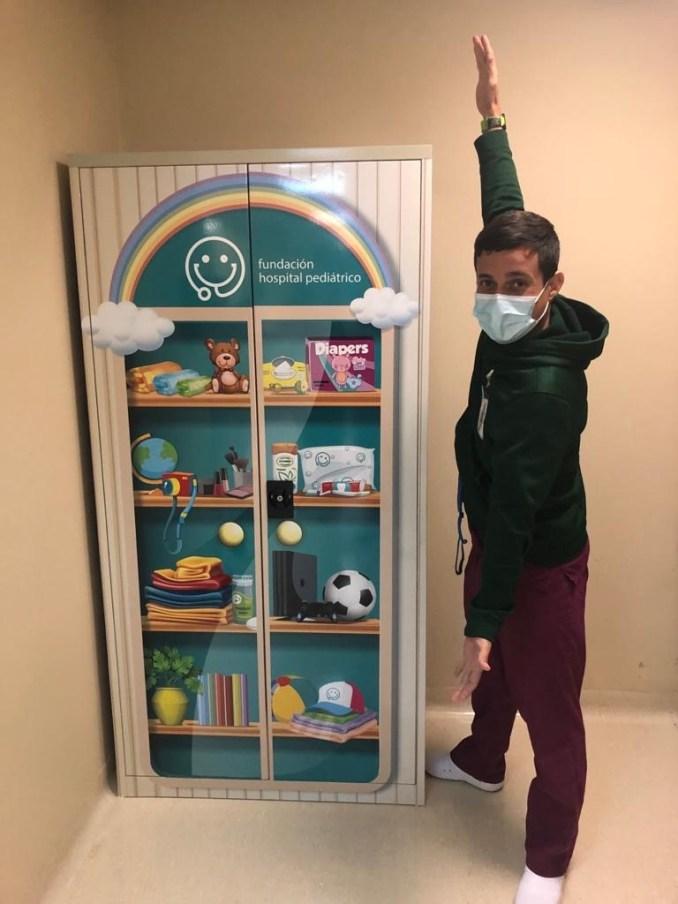 Apremiante satisfacer las necesidades de las familias de los pacientes Hospital Pediátrico
