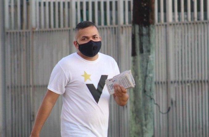 Candidato de Victoria Ciudadana busca sacar a Tatito Hernández de la Legislatura