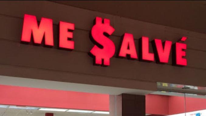Se roban ,000 en efectivo en tienda Me Salvé