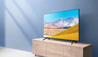 Experimente la belleza de 4K con el televisor Crystal UHD
