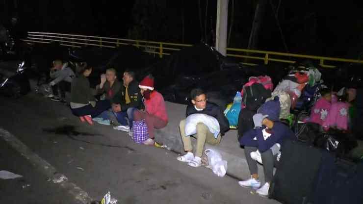 Migración venezolana a Ecuador