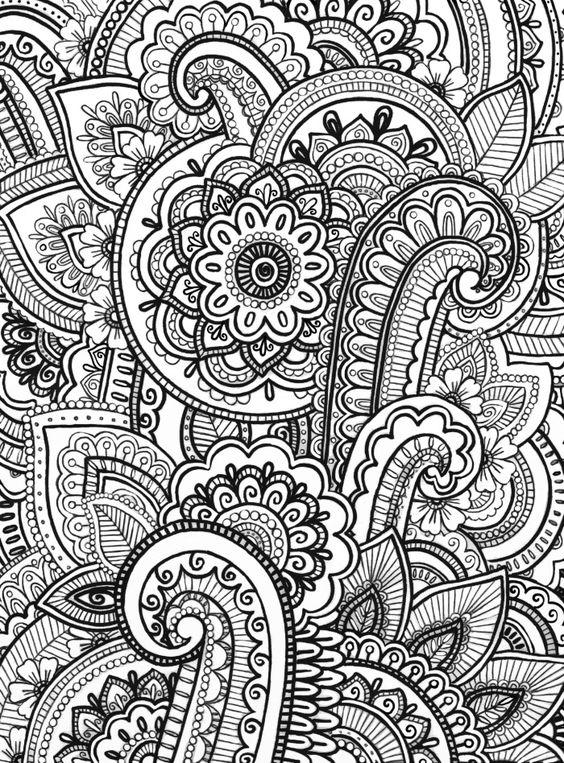 Imgenes De Mandalas De Colores Para Descargar E Imprimir