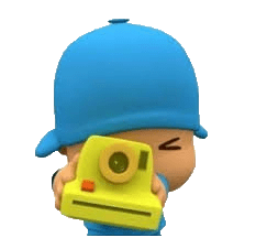 Pocoyo fotografo