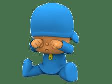Pocoyo triste