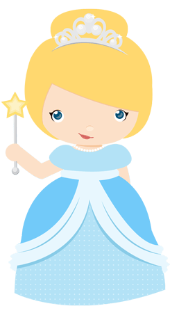 Cinderella cute baby