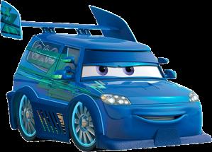 Lightning McQueen vehicles-cars