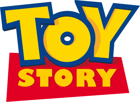 Logo Toy Story PNG
