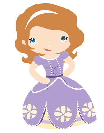 princesa sofia bebe cute