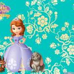 Imagenes y marcos de Princesita Sofia