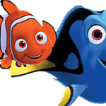 Imagenes de Nemo y Dory