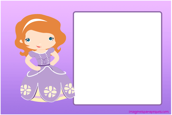 Sofia the first frames