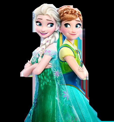 Anna y Elsa 10