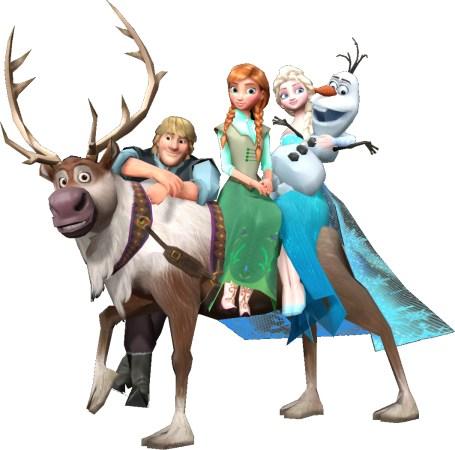 Anna y Elsa 5