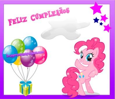 Imagenes Feliz Cumpleaños My Little Pony