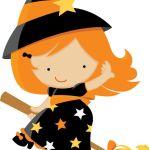 Imagenes de Halloween: escobas, calabazas, brujitas y mucho más