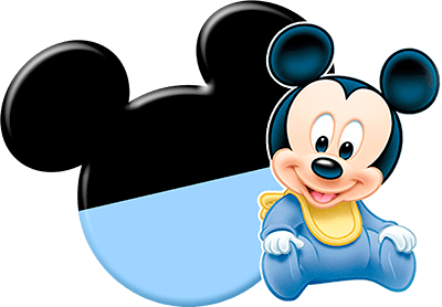 Imagenes Y Elementos Minnie Baby Mickey Baby Imagenes Para Peques