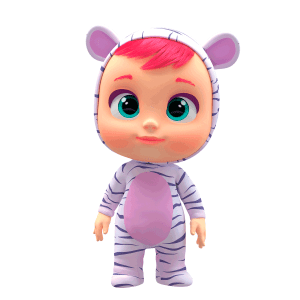 Nala-white bebes llorones