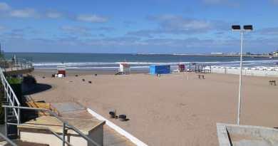 Mar del Plata: postales del primer día de cuarentena
