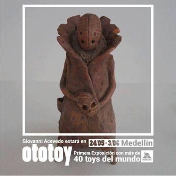 OTOTOY, DISEÑADO POR ARTEFACTO INC