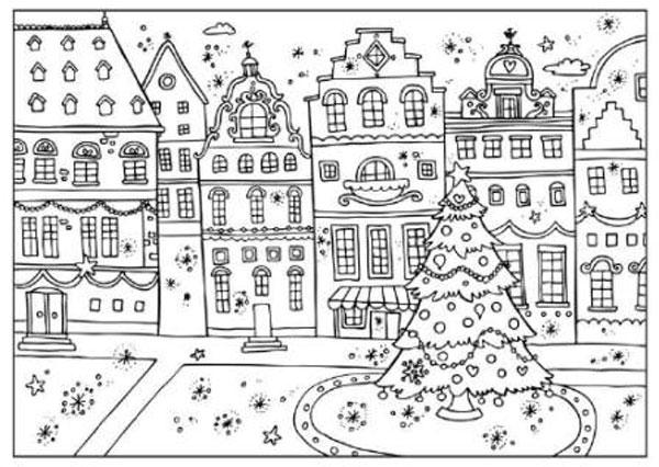 Resultado de imagen para dibujos tristes de navidad