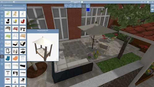 aplicativo para design de interiores: Home Design 3D