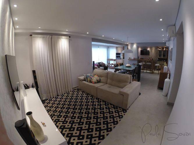 107998- sala de estar com piso de cimento queimado -paula-souza-viva-decora
