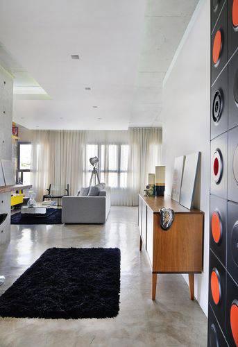27093- sala de estar com piso de cimento queimado -ibd-arquitetura-viva-decora