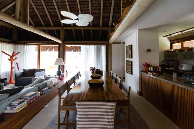 casas de campo sala de jantar amc arquitetura 90864