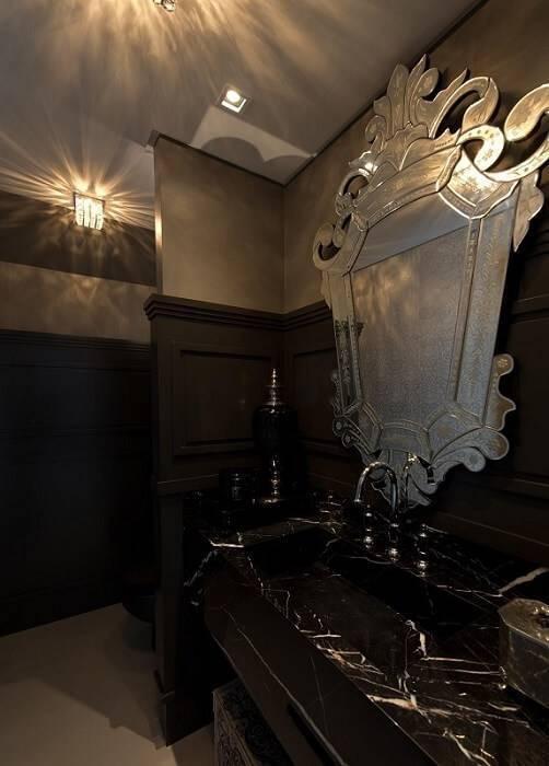 marmore banheiro escuro espaco do traco 105576