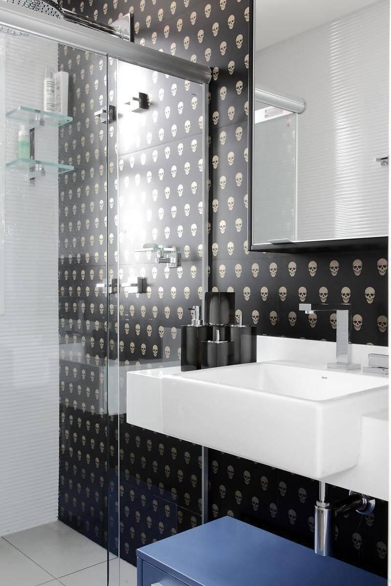 espelho para banheiro com armario rodrigo fonseca 66585