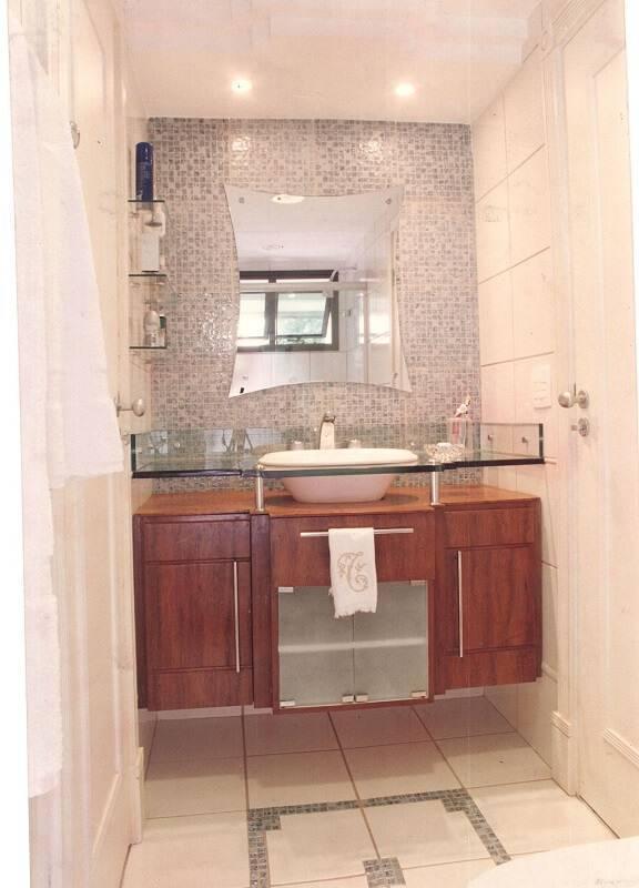espelho para banheiro com pontas elaine fonseca 106524