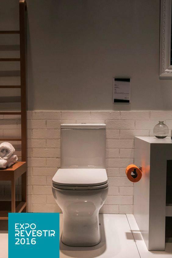 vaso sanitário Deca Expo Revestir 2016