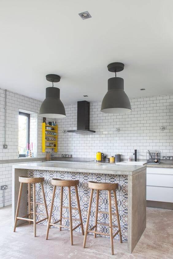 Papel De Parede Para Cozinha 56 Ideias Para Renovar O