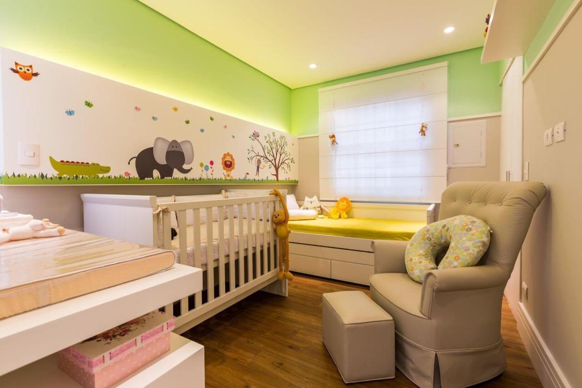 50 Formas De Fazer Decora O De Quarto De Beb Dicas E Inspira O  ~ Quarto Montessoriano Goiania E Quarto Pequeno Decoração