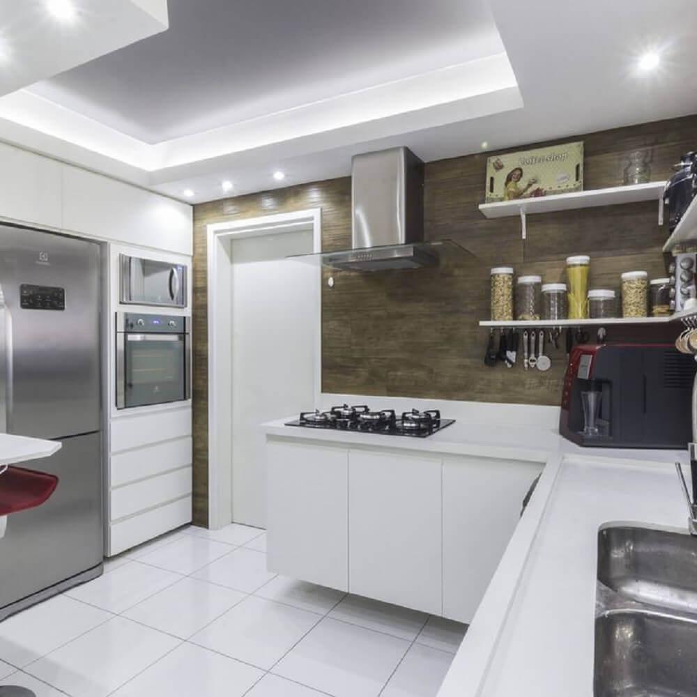 Cozinha Americana Com Janela Na Pia Modelos De Cozinhas Pequenas E