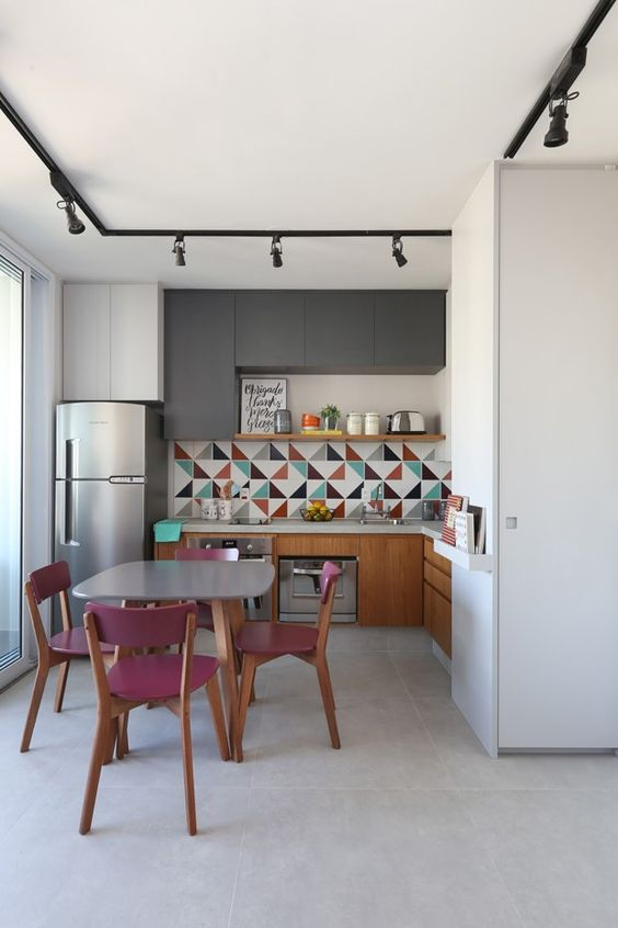 The complete modular kitchen is the most practical for everyday life