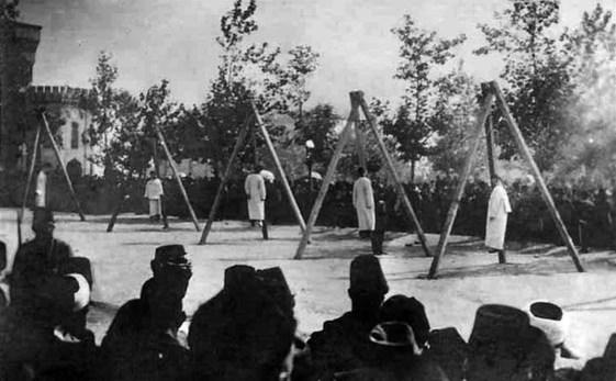 Genocídio Armênio: Genocídio armênio faz 100 anos; veja pontos-chave da  matança | Internacional | EL PAÍS Brasil