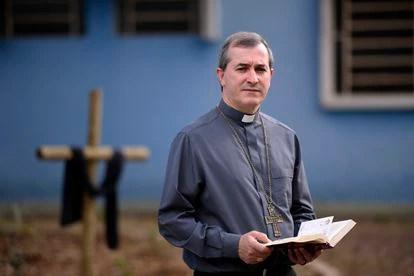 Dom Vicente foi nomeado bispo auxiliar da Arquidiocese de Belo Horizonte em 2017.