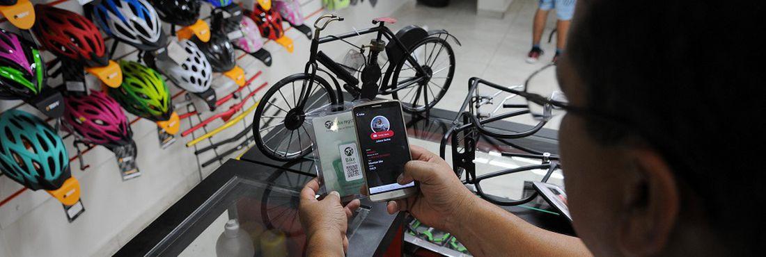EBC | Aplicativo ajuda na recuperação e identificação de bicicletas roubadas